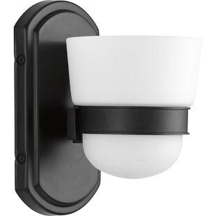 Mccusker 1-Light Bath Sconce by Ebern Designs