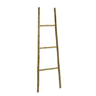 Bamboo Bath Towel 5 Ft Blanket Ladder
