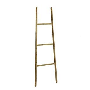 Bamboo Bath Towel 5 Ft Blanket Ladder