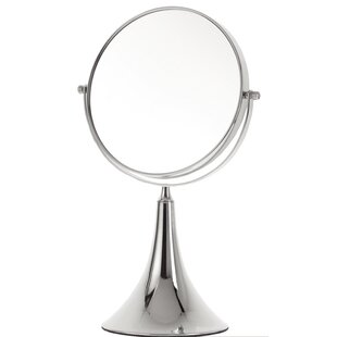 Trumpet Vanity Mirror By Danielle Creations