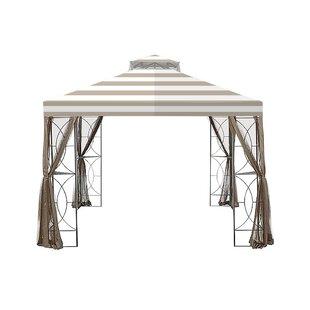 Callaway Gazebo Replacement Canopy By Garden Winds