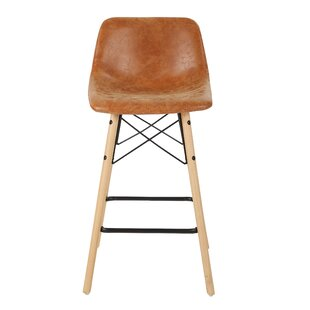 Westcliffe 26 Bar Stool (Set of 2) Wrought Studio