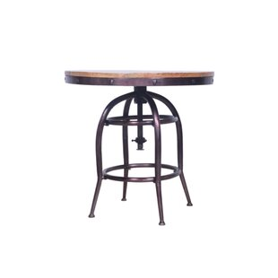 Moline Adjustable Pub Table by Williston Forge