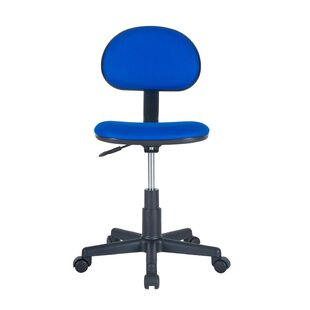 Wonderful Blue Armless Chair   Wayfair