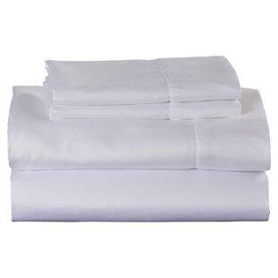 Ferndale 4 Piece 800 100% Cotton Sheet Set