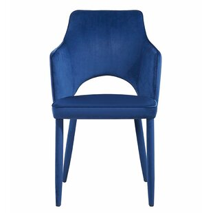 Hartwig Upholstered Dining Chair by Merce..