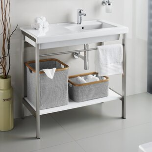 Prisma 90cm Free-Standing Vanity Unit Base By Roca