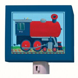 Oopsy Daisy Train Engine Night Light