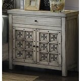 Bloomington 1 Drawer Nightstand by Bungalow Rose