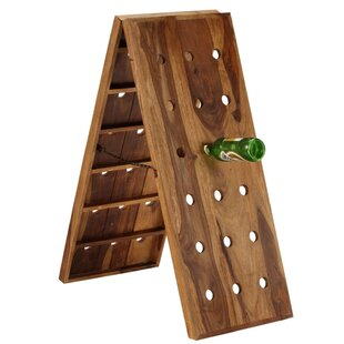 Babineaux 36 Bottle Wine Rack By Bloomsbury Market