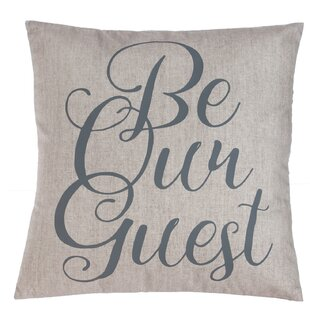 be our guest pillow Be Our Guest Pillow | Wayfair be our guest pillow