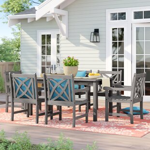 Manchester 7 Piece Dining Set by Sol 72 O..