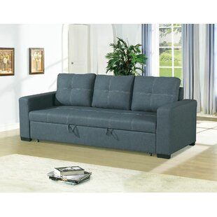 Buy luxury Charles-Brown Sofa by Ebern Designs Reviews (2019) & Buyer's Guide