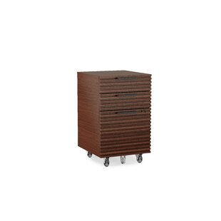 Corridor Office Mobile File Pedestal by BDI