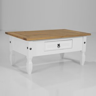 Swink Living Room Coffee Table with Stora..