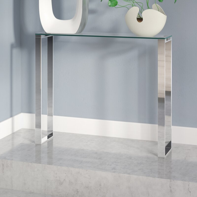Irina Narrow Console Table