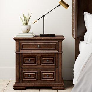 Greyleigh Encinal 3 Drawer Nightstand