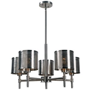 Messiah 5-Light Drum Chandelier