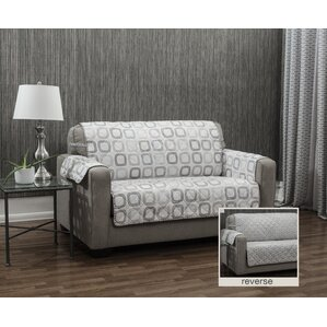 Ron Chereskin Box Cushion Sofa Slipcover by Ron Chereskin