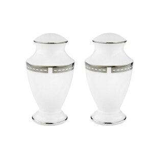 Murray Hill Salt and Pepper Shaker Set