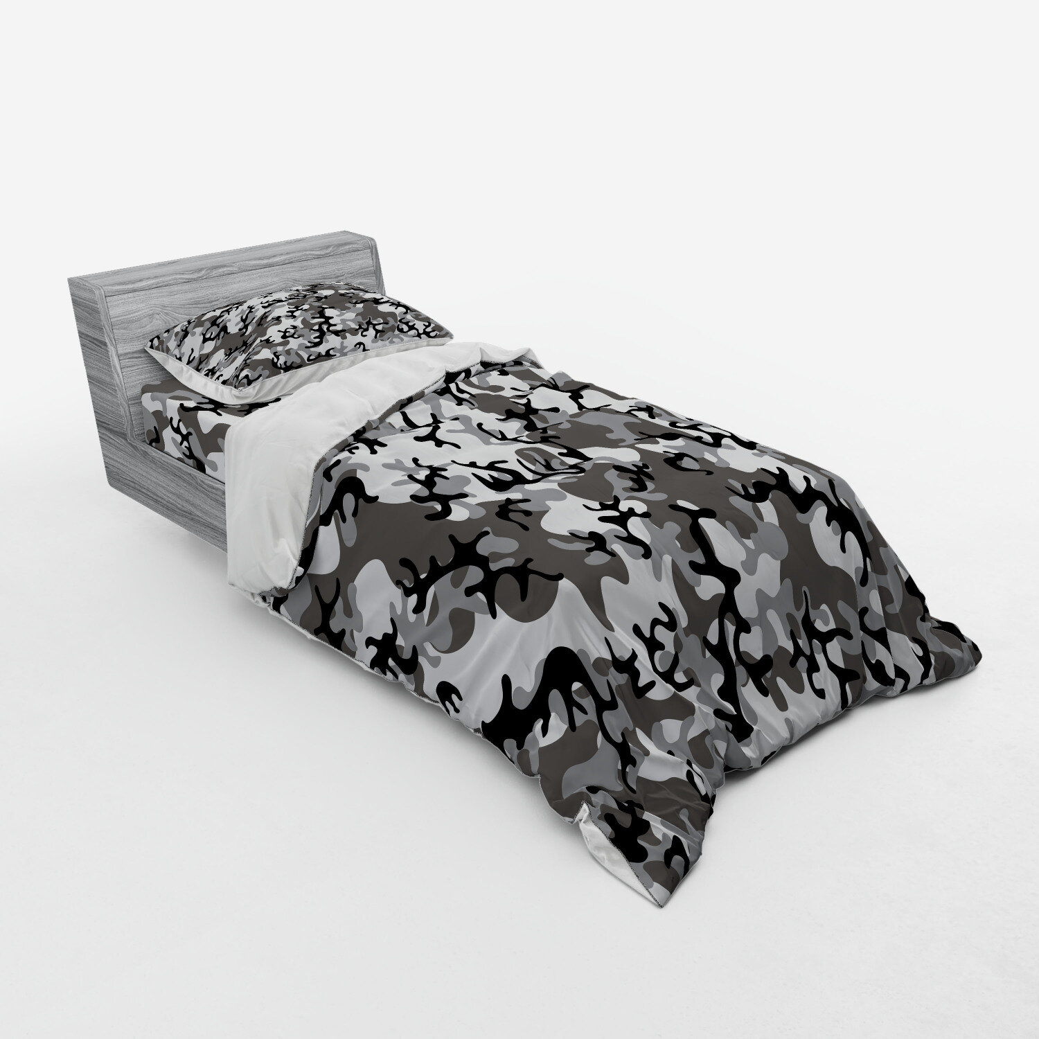 Camouflage Duvet Bedding You Ll Love In 2021 Wayfair