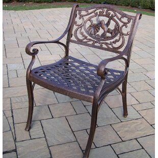 Hummingbird Patio Dining Chair