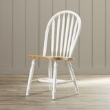 Audette Solid Wood Dining Chair by August Grove®