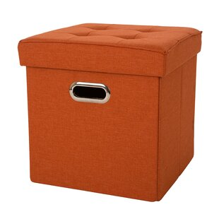 Reviews Storage Ottoman By Glitzhome
