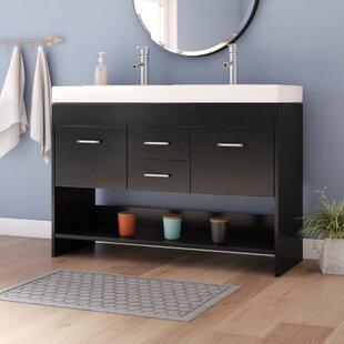 Frausto 48 Double Bathroom Vanity Base Only By Brayden Studio