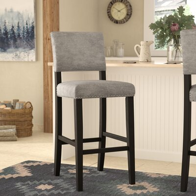 Bar 28 Quot 33 Quot Grey Bar Stools You Ll Love In 2020 Wayfair
