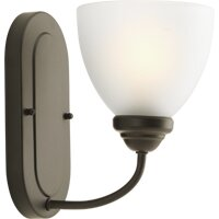 Blassingame 1-Light Bath Sconce by Winston Porter