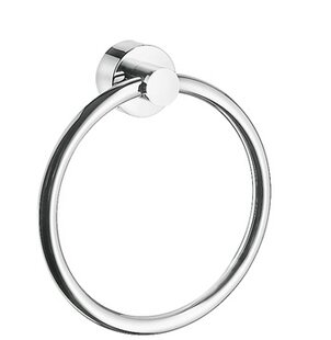 Axor Uno Wall Mounted Towel Ring by Axor