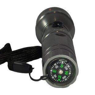 Promier Compass Flashlight