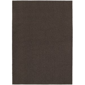 Chocolate Town Square Indoor/Outdoor Area Rug