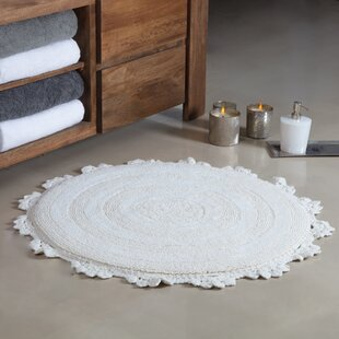 Best Choices Gottschalk Crochet Border Tufted Bath Rug By August Grove