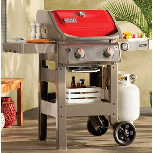 Spirit® II E-210 Gas Grill IVORY LP by Weber