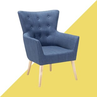 Asa Wingback Chair By Hashtag Home