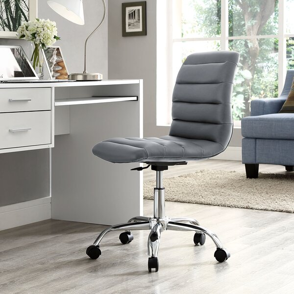 Zipcode Design Petra Mid Back Desk Chair & Reviews by Zipcode Design