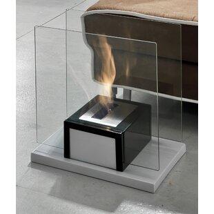 Feel Ethanol Fireplace By Symple Stuff