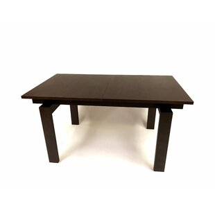 Abilene Expandable Drop Leaf Dining Table Winston Porter