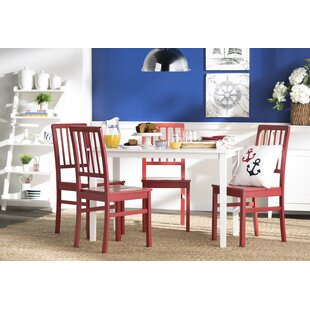 Lake Lucerne 5 Piece Dining Set