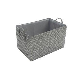 Fabric Basket By Wayfair Basics