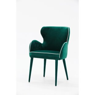 Elna Upholstered Dining Chair Rosdorf Park