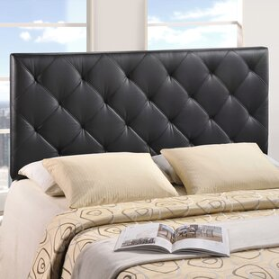 Bria Queen Upholstered Panel Headboard
