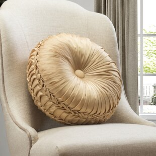 Outstanding Acamar Tufted Round Throw Pillow Gamerscity Chair Design For Home Gamerscityorg