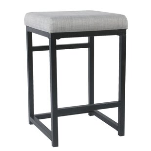 Schnabel 24 Bar Stool by Gracie Oaks