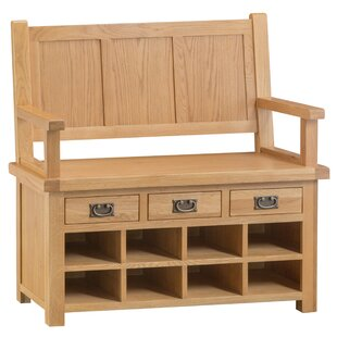 Frederickson Storage Bench By Union Rustic