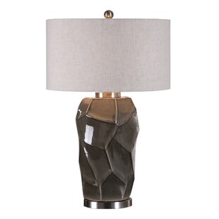 Rucker Crackled 30 Table Lamp