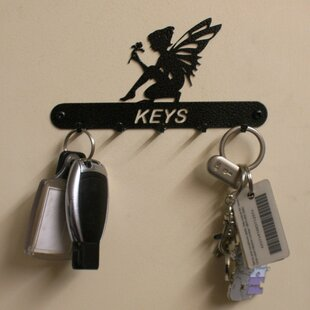 15cm Key Holder By Symple Stuff