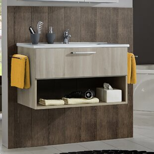 850mm Wall Mount Vanity Unit By Optifit